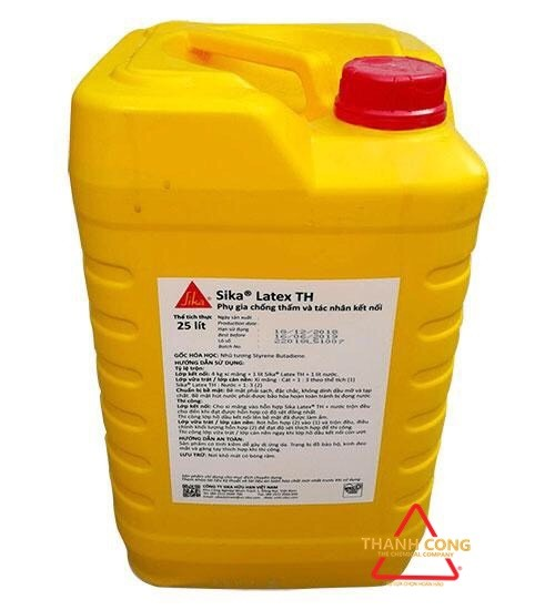 SIKA LATEX TH 25LIT
